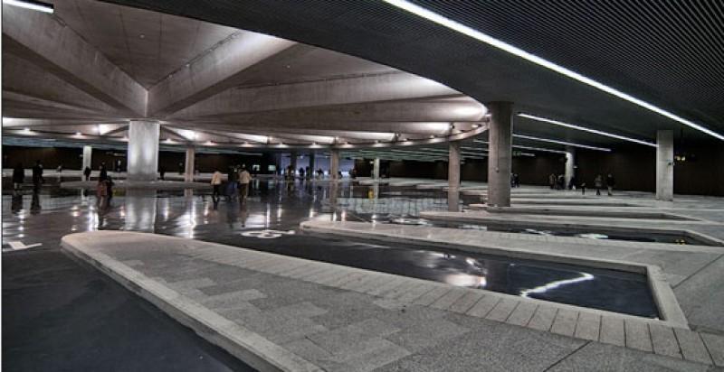 Pamplona el Premio a la mejor estación de autobuses del 2012