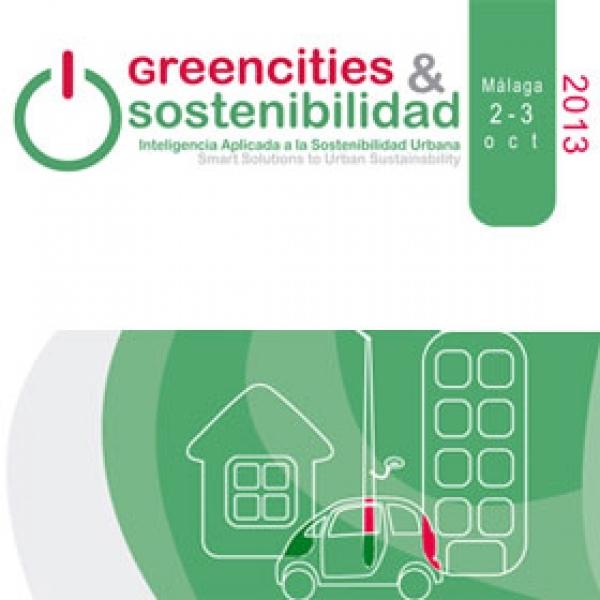 Greencities & Sostenibilidad 2013