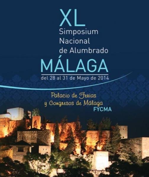 Simposium Alumbrado Malaga 2014