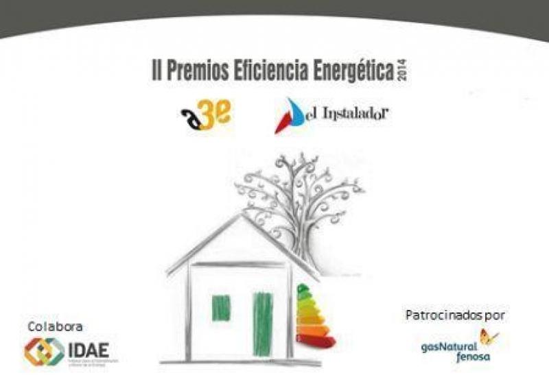 II Premios de Eficiencia Energética A3e