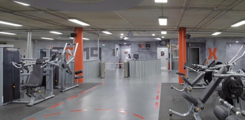 Poyecto Gimnasio Fitness19 Pamplona