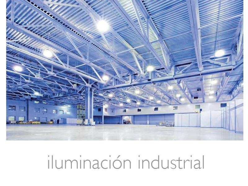 auditoria iluminacion industrial